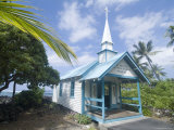 St Peter's Catholic Church  Near Kailua-Kona  Island of Hawaii (Big Island)  Hawaii  USA