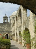 Mission San Jose  San Antonio  Texas  USA