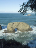 Arch Rock  Oregon  USA