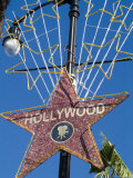 Hollywood Boulevard  Hollywood  Los Angeles  California  USA