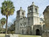 Mission Concepcion  San Antonio  Texas  USA