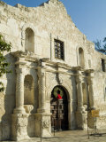 The Alamo  San Antonio  Texas  USA