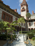Flagler College  St Augustine  Florida  USA
