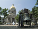 State Capitol  Charleston  West Virginia  USA