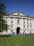 Queen Elizabeth's College of the Holy and Undivided Trinity  Trinity College  Dublin  Eire