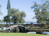 Liliuokalani Gardens  Hilo  Island of Hawaii (Big Island)  Hawaii  USA