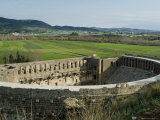 Roman Amphitheatre  Aspendos  Anatolia  Turkey  Eurasia