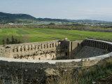 Roman Amphitheatre  Aspendos  Anatolia  Turkey  Eurasia