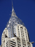 Chrysler Building  New York City  New York  USA