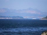 Lochalsh Bridge Linking Mainland to Skye  Inverness-Shire  Inner Hebrides  Scotland