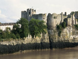 Chepstow Castle  Gwent  Wales  United Kingdom