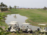Almelkis Golf Course  Near Palmeraie  Marrakech  Morocco  North Africa  Africa