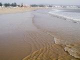 Essaouira Beach  Morocco  North Africa  Africa