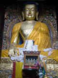 Buddha  Mindroling Monastery  Tibet  China