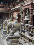 Golden Temple  Patan  Nepal