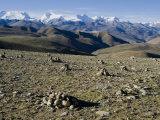 Himalaya Range  Tibet  China