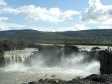 Godafoss (Falls of the Gods)  Iceland  Polar Regions