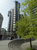 The Lloyds Building  City of London  London  England  United Kingdom