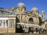 Buxton Opera House  Buxton  Derbyshire  Peak District National Park  England  United Kingdom