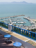 Sidi Bou Said  Tunisia  North Africa  Africa
