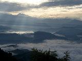 Himalaya View  Nagarkot  Nepal