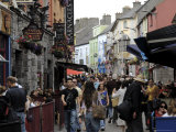 Quay Street  Galway  County Galway  Connacht  Republic of Ireland
