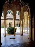 Alhambra  Unesco World Heritage Site  Granada  Andalucia (Andalusia)  Spain
