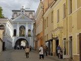Gate of Dawn  Vilnius  Lithuania  Baltic States