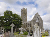 Claregalway Franciscan Friary  Near Galway  County Galway  Connacht  Republic of Ireland