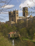 Durham Cathedral  Unesco World Heritage Site  Durham City  Co Durham  England