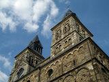 St Servatius Church  Henric Van Veldeke Square  Maastricht  Holland (The Netherlands)
