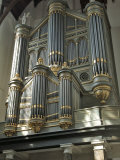 Organ  Oude Kirk (Old Church)  Delft  Holland (The Netherlands)