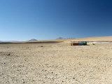 Near the Chilean Border  Salar De Uyuni  Bolivia  South America