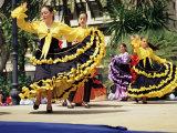 Fiesta Flamenco Dancers  Spain