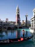 The Venetian Casino and Resort  Las Vegas  Nevada  USA