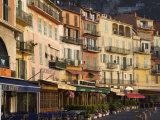 Villefranche Sur Mer  Alpes Maritimes  Provence  Cote d'Azur  French Riviera  France