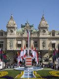 The Casino  Monte Carlo  Monaco  Cote d'Azur