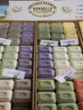 Soap for Sale in Market  Antibes  Alpes Maritimes  Provence  Cote d'Azur  French Riviera  France