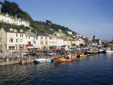Looe  Cornwall  England  United Kingdom