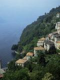Village of Domaso  Lake Como  Lombardia  Italian Lakes  Italy