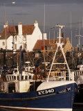 Fishing Boats  Pittenweem  Fife  Scotland  United Kingdom