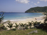 Beach at Anse Des Flamands  St Barthelemy  Lesser Antilles  Caribbean  Central America