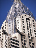 Chrysler Building  New York City  New York State  USA