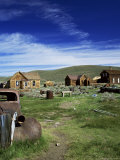 Bodie  Ghost Town  California  USA