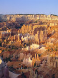 View Over Silent City from Sunset Point  Bryce Canyon National Park  Utah  USA
