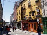 Colourful Facades  Galway  County Galway  Connacht  Eire (Republic of Ireland)