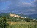 Assisi  Unesco World Heritage Site  Umbria  Italy