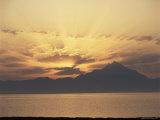 The Holy Mountain  Aghion Oros  Mount Athos  Greece