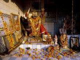 Kali  Hindu Goddess of Destruction  Totem  India