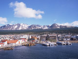 The Southernmost Port of Ushuaia  Argentina  South America
